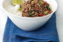 Food:___ Thai
