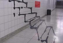 Grafitti illusions