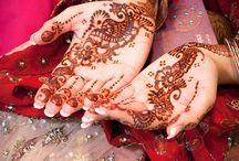 tatoeages en Henna