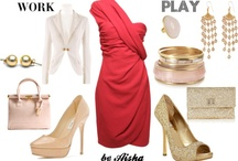 My Own Outfit Creations (Thanks to polyvore.com) / by Aisha Cuartela