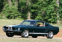 Ford Mustang Sheyby 1967 GT 350
