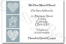 Moving house/address