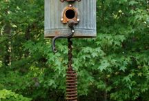 Bird Houses / by Sandra Waldrop