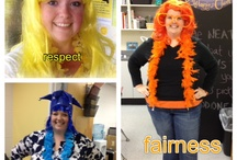 Character Counts / Activities & strategies for teaching character, respect, citizenship, etc.