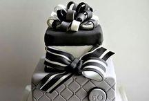 Älsklings 40 års tårta