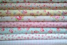pretty patchwork fabrics