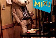 Hoppy Mix! Mix!! Mix!!! カレンダー