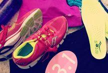 Fitness / work harder eat better run faster feel stronger :)