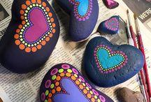 piedras pintadas