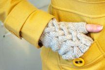 gloves&scarf