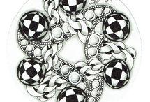 Zentangle (Zendalas)