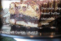 cookies bars squares / recipes