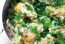 Poulet & Chicken