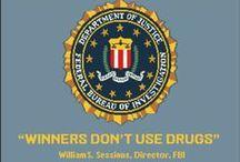 NO DROGS
