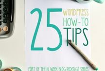 blog how to: misc. tips & tricks / blogging blog blogger mcbloggerson bloggy / by Jodi B. Loves Books