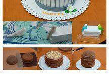 3D торт
