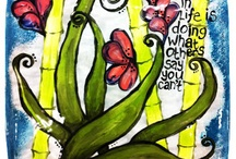 Art Ideas / by Jamie Stroup