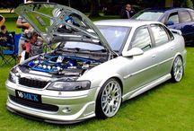 Opel Vectra B tuning