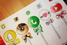 App tegninger