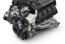 V8 Engine power / V8