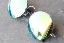 trendy shades..