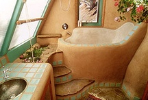 Superadobe / Earthbag House