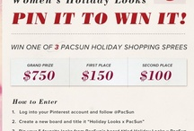 Holiday Looks x PacSun
