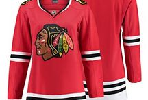 Blackhawks adidas Jerseys