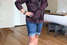 Over 50 Fashion - Shorts