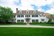 A Landscaping Job In The Bridgeport, CT Area / Beautiful landscaping at a mansion in Bridgeport, CT - By Stopa