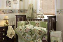 Home: Nursery & Kid Rooms / by Tiffany Pascua