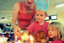 Birthday celebration / by Stephanie Pyne