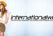 International Week - Wednesday Night / The culure and the style of the Erasmus Students in the city