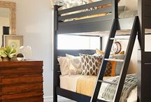 Ethan's Room  / Decor ideas, inspiration for a young boy's bedroom