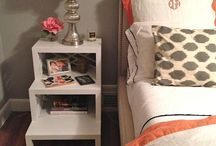 Guest bedroom / by Courtney Hampton