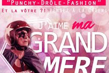 Super Grand-Mère by Lily