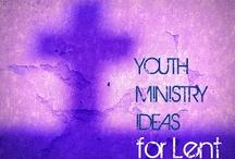 Youth ministry  / by Shona Burditt