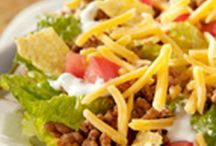 Salads / by Jessica Clark BonDurant