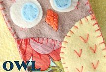 Fabric & Sewing craft projects