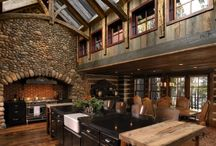 For The Home and Barn♥ / I want my home to be a mix of Bass Pro and Longhorn♥ lol / by Hailey Earnhardt