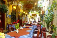 Courtyards and Dining