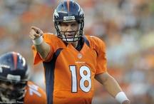 Peyton Manning / by Meggan Johnson-Healy