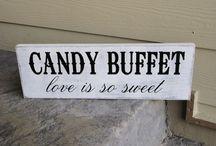 słodkie bufety