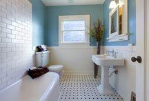 Bathroom Renovation / Renovating a bathroom on a very low budget!