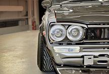 Nissan 2000 GTR