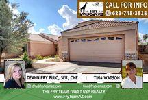 SOLD! Turn Key Ready! Desirable Thompson Ranch Home / 14712 N El Frio Street, El Mirage, AZ 85335
