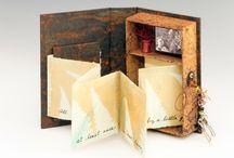 Libros/ cajas acordeon