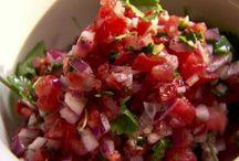 Salsas and Sauces