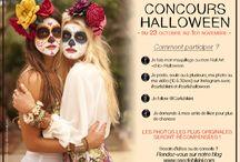 Concours Halloween!!!