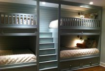 girls bunkroom / by Sherry Smith Lamb